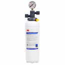 3M BEV160 Single Cartridge Cold Beverage Water Filtration System - .2 Micron Rating and 3.34 GPM