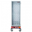 Empura E-HPC-6836 Full Height Heated Proofer and Holding Cabinet with 1 Clear Polycarbonate Door - Non Insulated