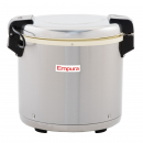 Empura RW-E50 50 Cup Commercial Rice Warmer with Stainless Finish - 120V