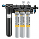 Everpure EV9328-73 Coldrink Triple 7FC Filter System With 0.5 Micron Rating And 7.5 GPM Flow Rate