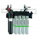 Everpure EV933744 Dual High Flow Coldrink S-MC Filter With 0.5 Micron Rating And 13.36 GPM Flow Rate