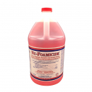 Glissen Nu-Foam 300048 1 Gallon Plastic Jug Nu-Foamicide Cleaner / Disinfectant / Sanitizer
