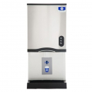 Manitowoc CNF0201A - 315 LB Air-Cooled Countertop Nugget Ice Machine and Touchless Dispenser