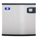 "Manitowoc IDT0450A Indigo NXT Series 30"" Air Cooled Full Size Cube Ice Machine - 115V, 470 lb."