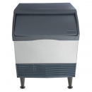 "Scotsman CU3030MA-1 Prodigy Series 30"" Air Cooled Undercounter Medium Cube Ice Machine - 250 lb."