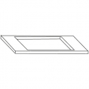 Scotsman KBT42 - Bin Top Adapter Kit for use with All 22 Inch Cuber or 21 Inch Nugget Maker on ID150 Dispenser