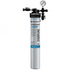 Everpure EV932401 INSURICE Single i2000-2 Ice Filtration System 0.5 Micron and 1.67 GPM
