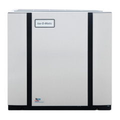 "Ice-O-Matic Elevation CIM0520HA 22"" Air-Cooled Half Cube 561 lb Ice Machine Head"