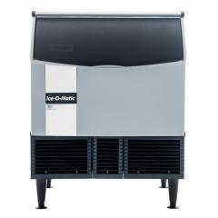 "Ice-O-Matic ICEU300HA 30.34"" Air Cooled Undercounter Half Cube Ice Machine - 309 lb."