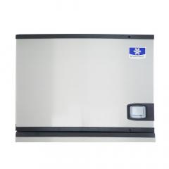 "Manitowoc IYT0500A Indigo NXT Series 30"" Air Cooled Half Size Cube Ice Machine - 115V, 550 lb."