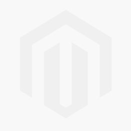 "True GDM-35-HC~TSL01 39 1/2"" White Two Section Glass Door Refrigerated Merchandiser with LED Interior Lighting - 115V"