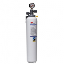 3M BEV190 Single Cartridge Cold Beverage Water Filtration System - .2 Micron Rating and 5.0 GPM
