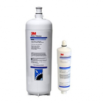 3M CARTPAK SF165 Replacement Cartridge Kit For SF165 ScaleGARD HT Water Filtration System With 3.0 Micron Rating And 3.34 GPM (5613811)