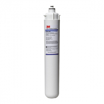 3M CFS9112EL 18-11/16 Inch Retrofit Sediment, Chlorine Taste and Odor Reduction Cartridge for Everpure Filter System - 1 Micron and 1.67 GPM