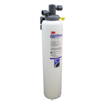 3M ICE195-S Single Cartridge Ice Machine Water Filtration System - 3 Micron Rating and 5 GPM