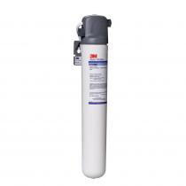 3M SGP124BN-T Single Cartridge Espresso Machine Water Filtration System - .5 GPM