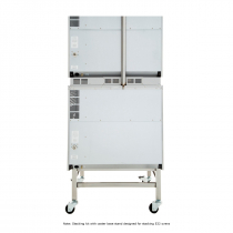 Moffat DSKE32C - Stacking Kit with Caster Base Stand