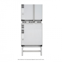 Moffat DSKE33 - Convection Oven Stacking Kit with Feet Base Stand