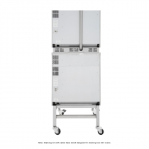 Moffat DSKE33C - Stacking Kit with Caster Base Stand
