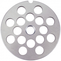 "Empura 22P2-1-2 1/2"" Hole Meat Grinder Plate #22"