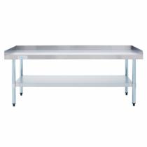 "Empura E-ES-3060-418 30"" x 60"" x 24"" Stainless Steel Equipment Stand"