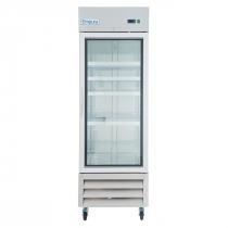 "Empura E-KB27RG 27"" One Section Glass Door Reach In Refrigerator - 19 cu. ft."