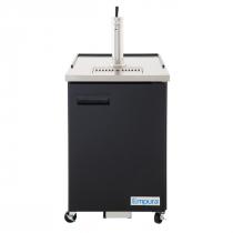 Empura E-KDD1 Single Door Direct Draw Beer Dispenser - 7 Cu Ft, 1 Tap