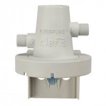 "Everpure EV4339-90 Claris Gen 2 Single Filter Head Assembly with 3/8"" BSP Fitting"