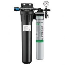 Everpure EV932801 Coldrink 1 MC2 Water Filter System With 0.2 Micron Rating And 1.67 GPM Flow Rate