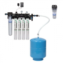 Everpure EV934721 High Flow CSR Plus-XC2 Filter With Low Pressure Alarm, 0.5 Micron Rating And 6.70 GPM Flow Rate