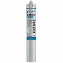 Everpure EV961222 i2000 Filter Cartridge With 0.5 Micron Rating And 1.67 GPM Flow Rate