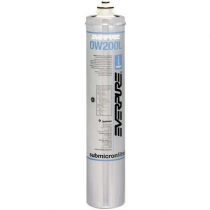 Everpure EV961901 OW200L Water Filter Replacement Cartridge With 0.5 Micron Rating And 0.5 GPM Flow Rate