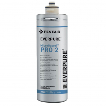 Everpure EV963701 MicroGuard Pro 2 Filter Cartridge With 0.15 Micron Rating And 1.0 GPM Flow Rate