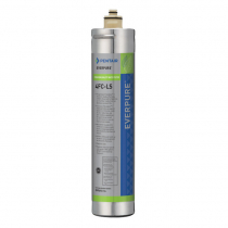 Everpure EV969316 4FC-LS Replacement Water Filter Cartridge For Scale, Bacteria, Sediment And Chlorine Taste And Odor Reduction With 0.5 Micron Rating And 1.8 GPM Flow Rate