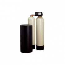 Everpure EV998600 CES-9500M-68 Stand Alone Dual Tank Softener