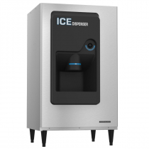 "Hoshizaki DB-200H 200 lb 30"" Wide Ice Dispenser - 115V"