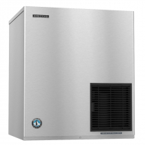 "Hoshizaki F-1501MWJ-C 30"" Wide Water Cooled 1376 lb Cubelet Ice Machine"