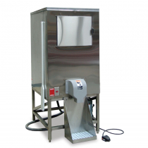 "Hoshizaki HCD-500B Ice Bagging System 647 lb Capacity 30"" Wide Storage"