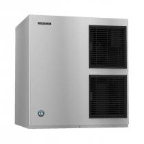 "Hoshizaki KM-1100MAJ 30"" Air-Cooled KM Edge Crescent Cube Style Ice Machine 1087 LB Per Day, 208 Volts"