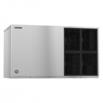 Hoshizaki KM-1301SAJ3 ENERGY STAR Air Cooled 3 Phase 1427 lb Crescent Cube Ice Machine