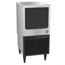 Hoshizaki KM-81BAJ Air Cooled 78 Lb Crescent Cube Undercounter Ice Machine, ADA Compliant