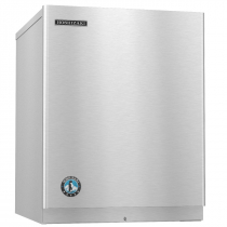 Hoshizaki KMS-822MLJ Remote Air Cooled 851 lb Crescent Cube Style Ice Machine