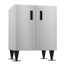 Hoshizaki SD-500 Stainless Steel Equipment Stand w/Doors (for use with DCM-300 and DCM-500)