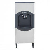 "Ice-O-Matic CD40022 120 lb 22"" Wide Hotel Ice Dispenser"