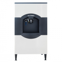 "Ice-O-Matic CD40130 180 lb 30"" Wide Hotel Ice and Water Dispenser"
