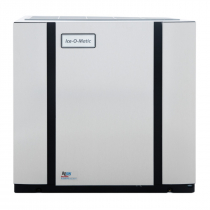 "Ice-O-Matic Elevation CIM0320HW 22"" Water-Cooled Half Cube 316 lb Ice Machine Head"