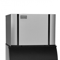 "Ice-O-Matic CIM1447HA 48"" Air Cooled Half Size Cube Ice Machine - 1560 LB"