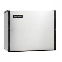 "Ice-O-Matic ICE1007HR 30"" Remote Condenser Half Size Cube Ice Machine - 3-Phase - 910 LB"