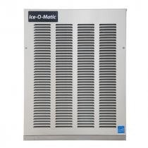 "Ice-O-Matic MFI0800A 21"" Air Cooled Flake Ice Machine - 900 LB"
