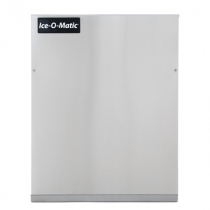 "Ice-O-Matic MFI0500W 21"" Water Cooled Flake Ice Machine - 541 LB"